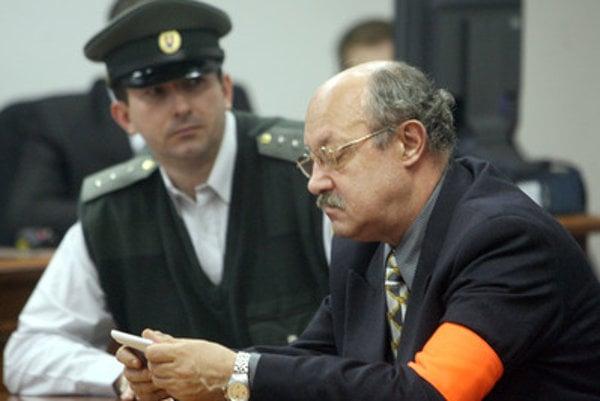 Vladimír Fruni in court