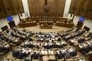 Parliament discusses the laws intended to scrap the Mečiar amnesties.