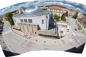 The renovation of the New Synagogue in Źilina will be completed, with a festive concert expressing thanks to donor, helpers, supporters and volunteers.