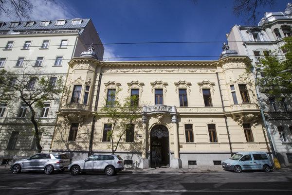 Pisztory palace