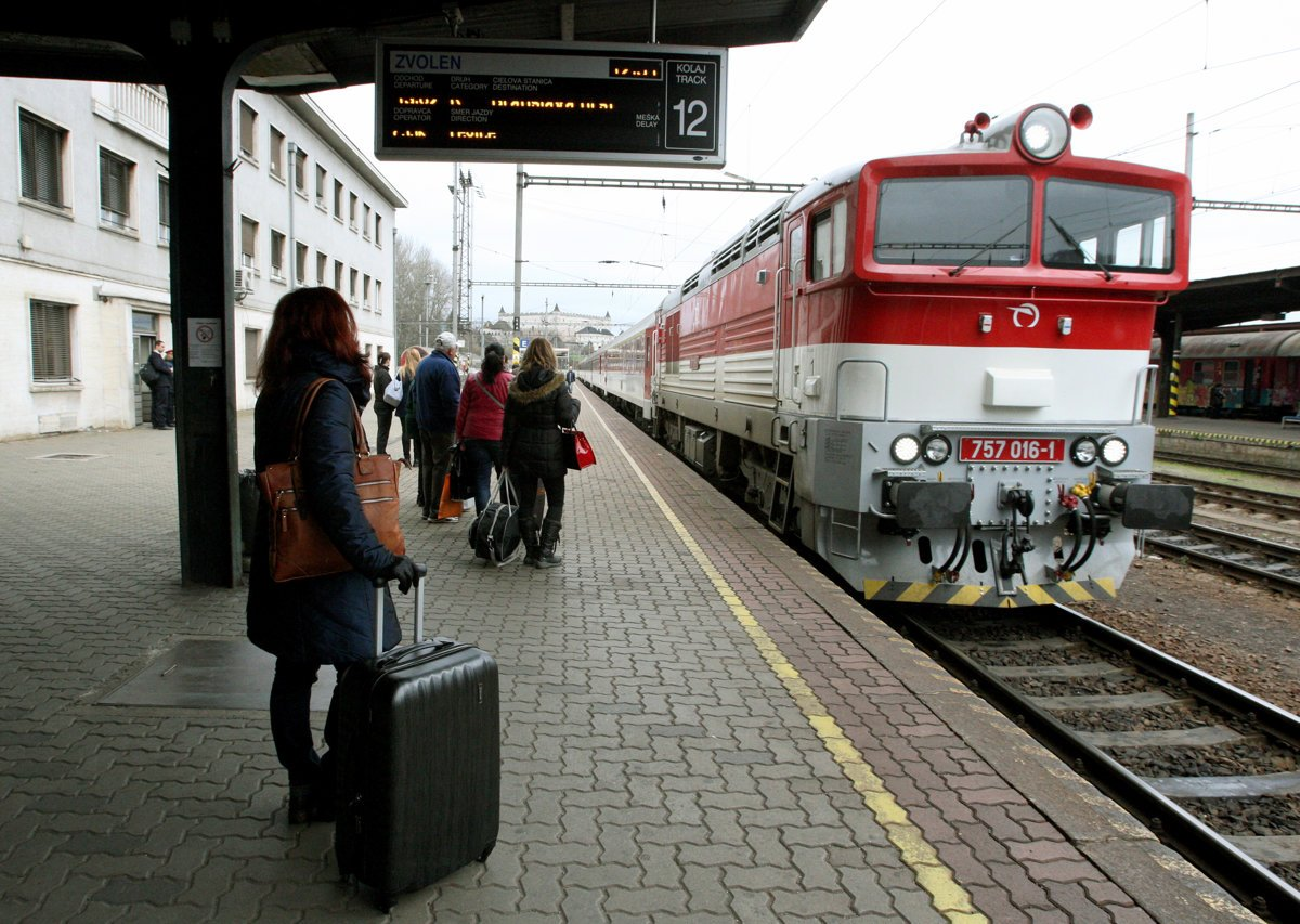 Trains Between Bratislava And Kosice Will Arrive Sooner Spectator