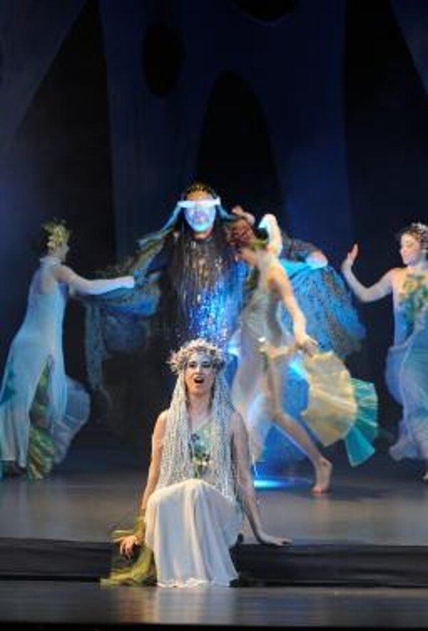 Rusalka in State Opera