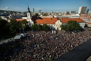 June 5 anti-corruption march