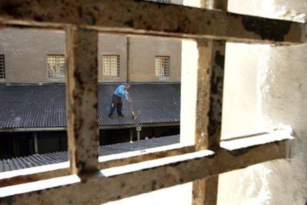 Ilava prison, illustrative stock photo
