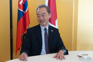 Slovakia and Japan could develop their good chemistry, says Japanese Ambassador to Slovakia Jun Shimmi.