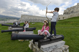Opening of the 2017 season at the Spiš Castle