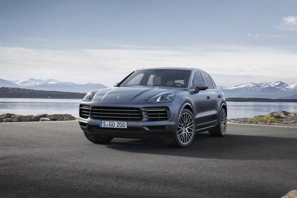 The new Porsche Cayenne