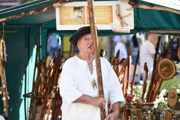 Trnava traditional market