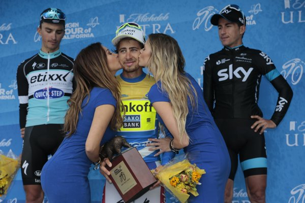 Winner Pf Tour of California, Peter Sagan