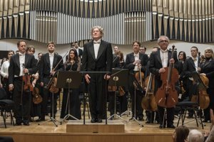 James Judd with Slovak Philharmonics
