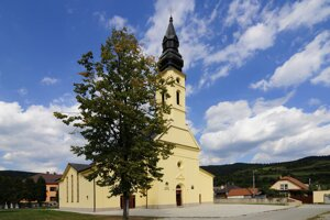 Basilica Minor in Ľutina
