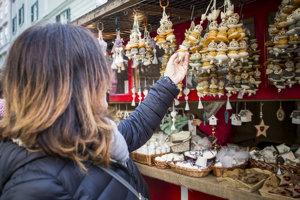 Christmas markets in Bratislava