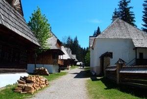 Skanzens offer insight into traditional folk architecture.