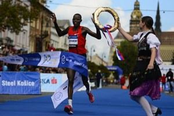 International Peace Marathon in Košice is the second oldest marathon in the world and the oldest in Europe.