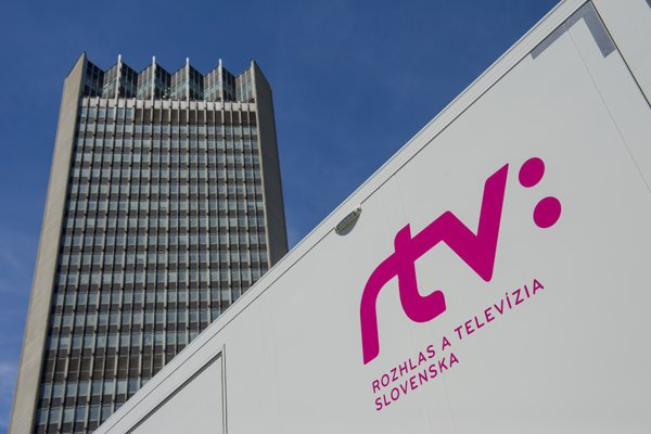 TV broadcaster RTVS