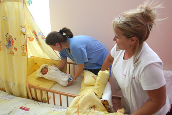 Newborns - illustrative stock photo