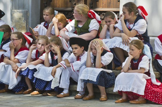 Children's folklroe; illustrative stock photo