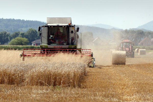 Slovakia will receive less for agriculture.