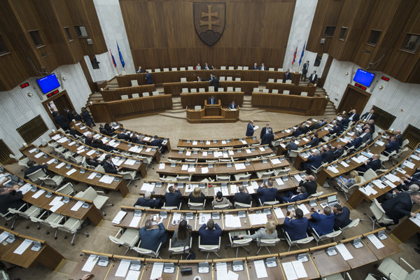 The March 13 parliamentary session