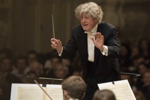 SF principal conductor James Judd