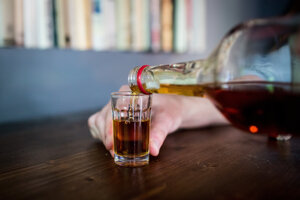 The local rum-flavoured spirit is popular in Slovak pubs as well as kitchens.