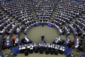 European Parliament, illustrative stock photo