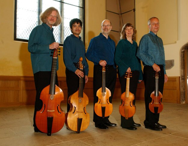 The Rose Consort of Viols