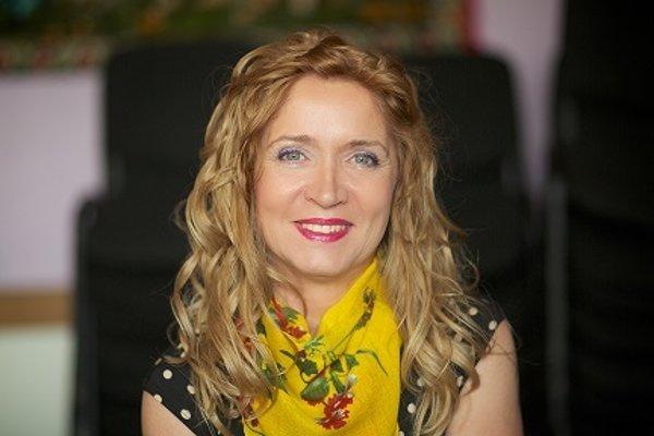 Slávka Mačáková, the director of ETP Slovakia