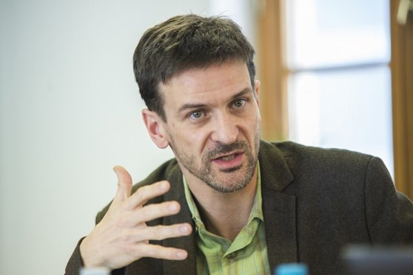 Milan Nič, analyst of the German Council for Foreign Affairs