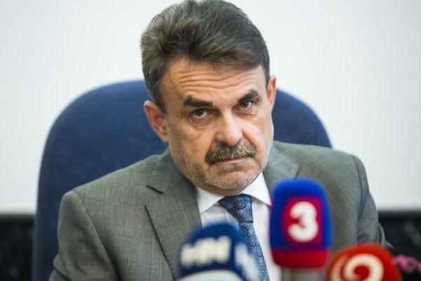General Prosecutor Jaromír Čižnár