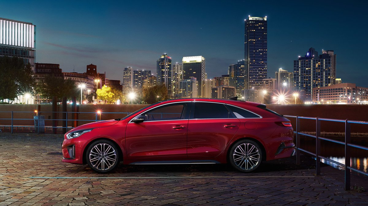 new kia proceed revealed as shooting brake estate. Black Bedroom Furniture Sets. Home Design Ideas