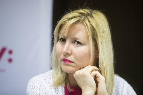 Petra Stano Maťašovská leaves her position in RTVS.