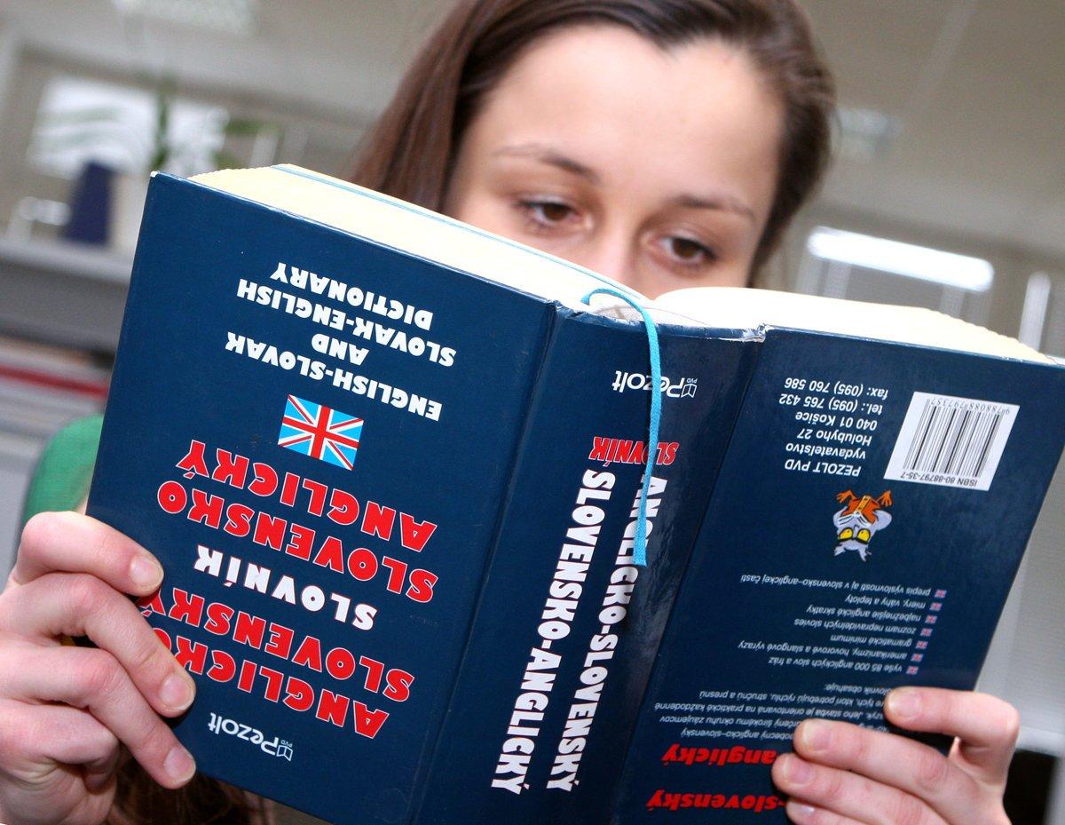 Slovaks speak the worst English in central Europe - spectator.sme.sk 9124e351df5