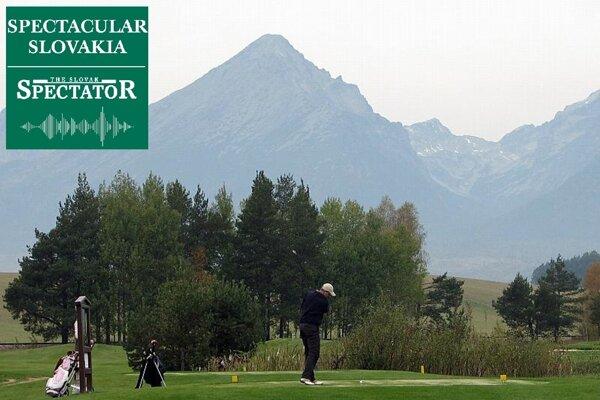 Golf in the High Tatras
