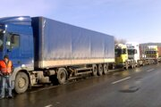 Truck drivers in Slovakia earn less than those working in Germany or the Czech Republic.