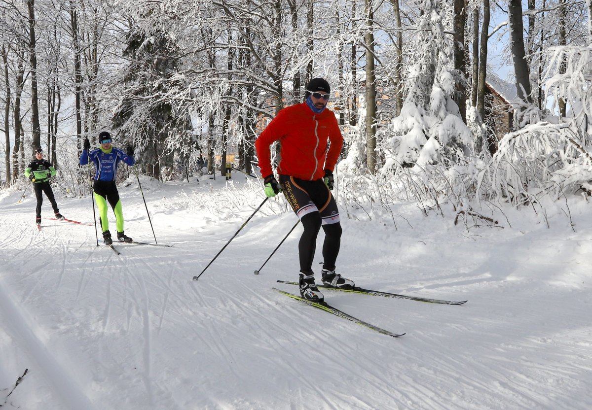570c71105 Want to do cross-country skiing? Visit Skalka - spectator.sme.sk