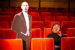 Igor Stravinsky and Robert Roth