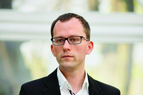 Michal Korec, spokesman Slovak Telekom
