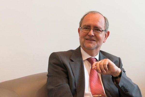 German Ambassador Thomas Götz