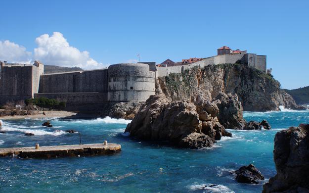 Fort Bokar and Walls