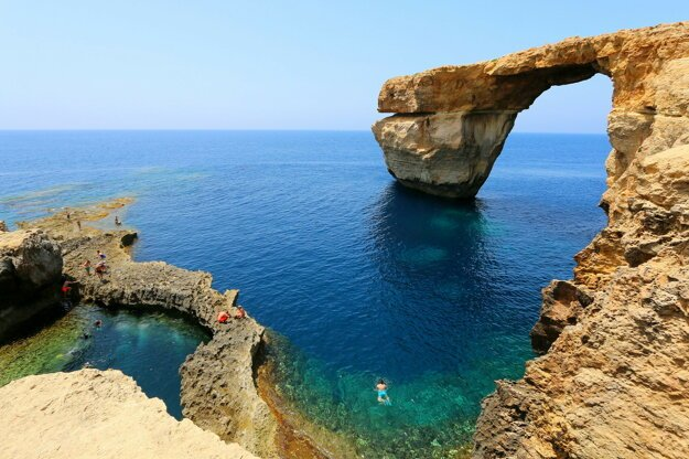 Azure Window (Gozo)