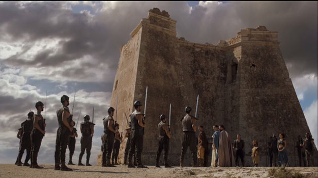Meereen fortification