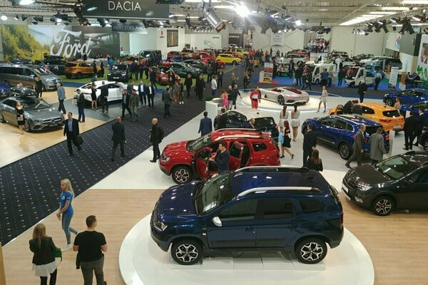 The Bratislava Motor show takes place between April 30 and May 5, 2019.