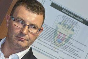 František Imrecze, director of the Financial Administration
