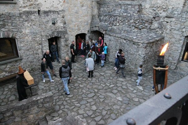 Budatínsky Castle in Žilina will stay open late on May 18 so that visitors could enjoy night tours and observe the night sky.