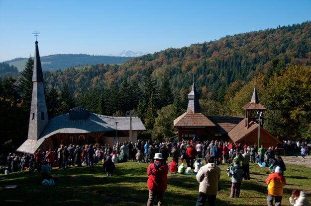 Mountain Zvir over Litmanová