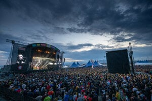 Liam Gallagher headlines Pohoda Festival in Trenčín on July 13.