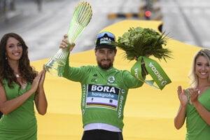 Peter Sagan at 2018 Tour de France