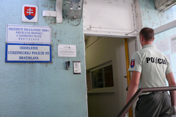 The Foreigners' Police in Slovakia will check if non-Slovak nationals have been in 14-day self-quarantine before they are let in the office. The measure will be in place from March 13, 2020.