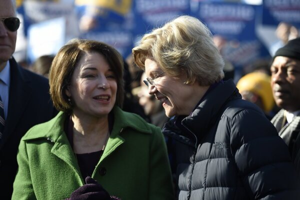Other than both being women, Warren and Klobuchar have little in common.